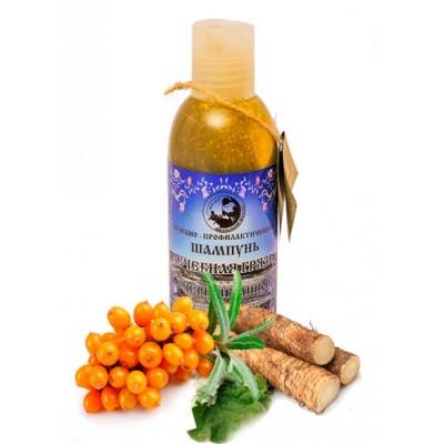 Лечебно-профилактический шампунь «Лечебная грязь»